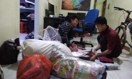Sehari Pasca Bencana Selat Sunda, Berbagai Komunitas Galang Dana