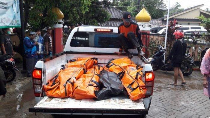 Dampak Tsunami di Selat Sunda, 139 Orang Meninggal Dunia