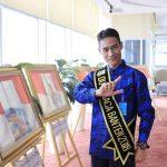 Rahmat Heldy HS; Membumikan Literasi Tidak Bisa Sendiri