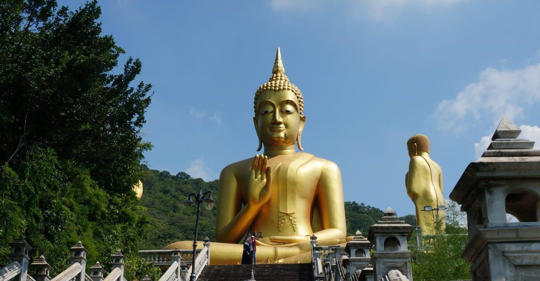 Menari bersama Matahari di Lopburi