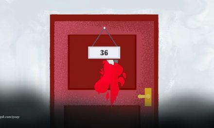 Mantan Penghuni Kamar Nomor 36