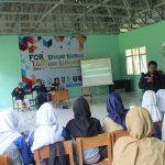 SMK Muhammadiyah Pontang Latih Siswa Siaga Bencana