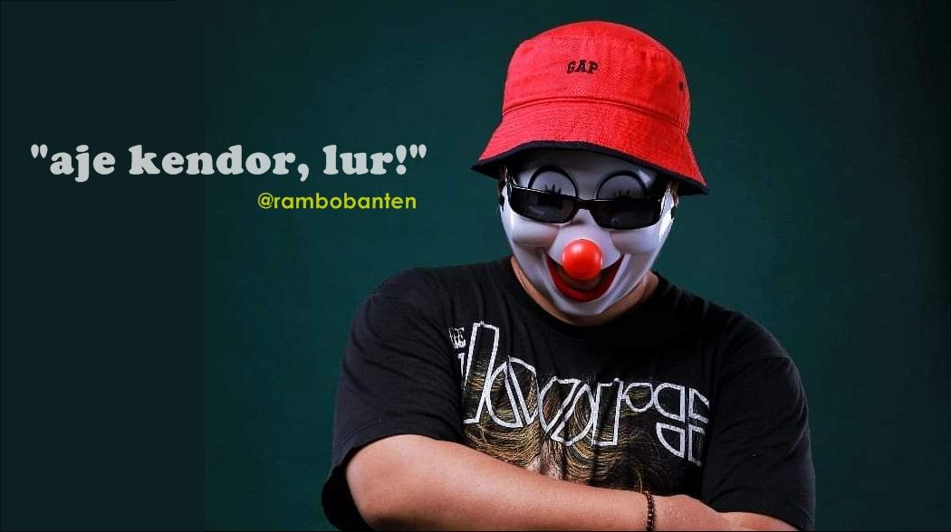 Rambo Banten: Bahasa Jawa Banten Adalah Identitas Kreativitas Saya