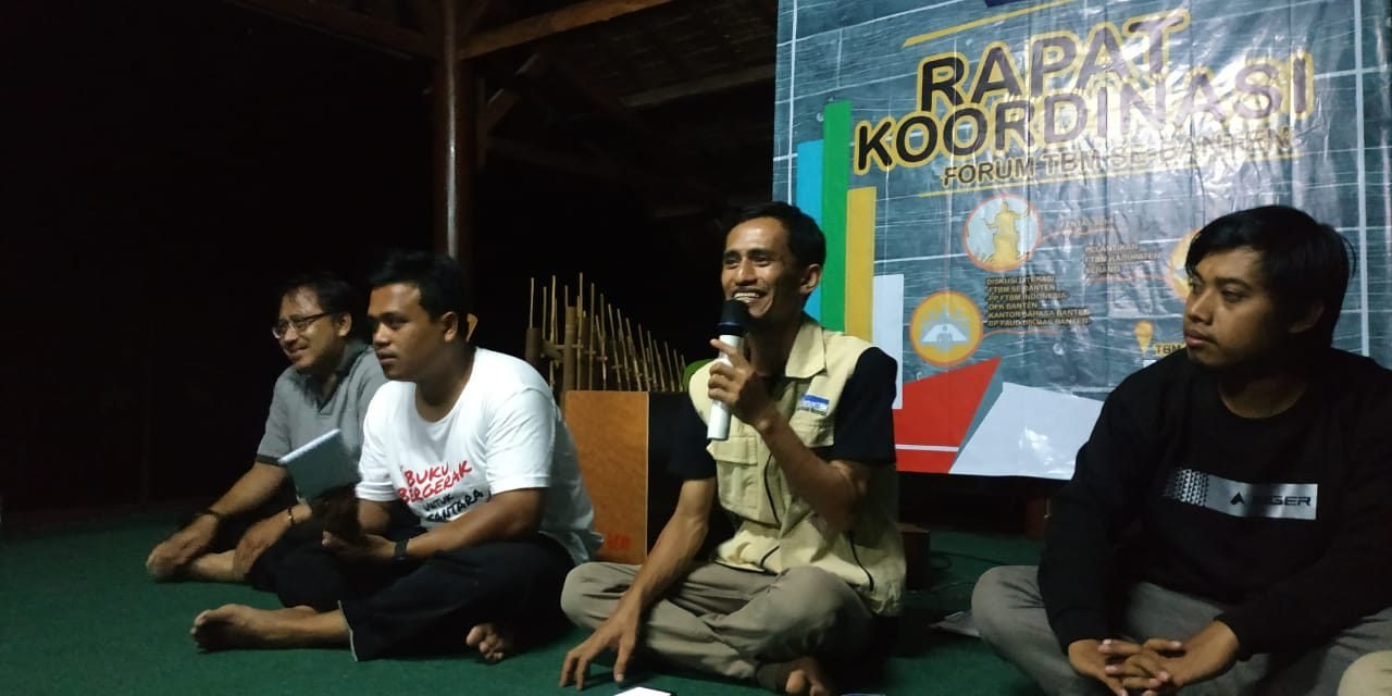 FTBM Kota/Kabupaten di Banten Diimbau Aktif Publikasikan Kegiatan
