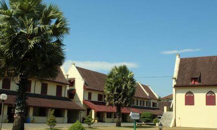 Laboratorium Alam dan Situs Purba