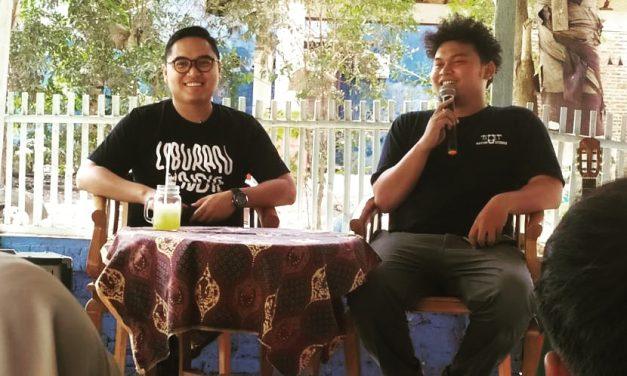 Fahd Pahdepie: Tugas Pegiat Literasi Serupa Tugas Nabi