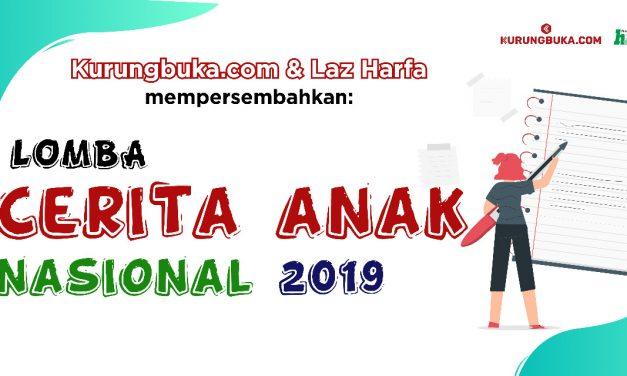 Kurungbuka.com Gelar Lomba Cernak Tingkat Nasional