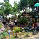 Pesona Ratu, Tawarkan  Pemandangan Alam dan Taman Bunga