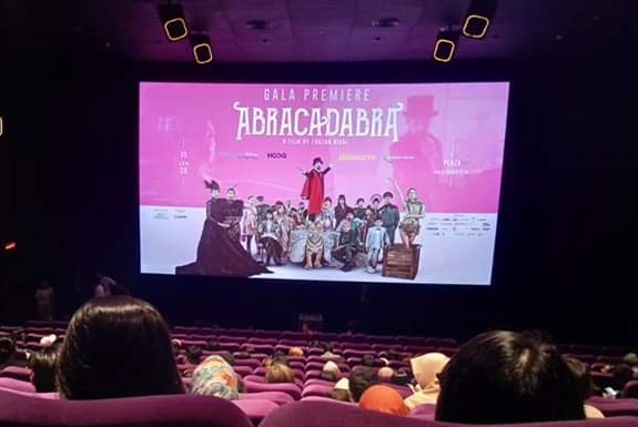 Film Abracadabra Bakal Tayang Perdana Besok, 9 Januari 2020