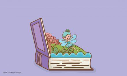 Mazaya Si Peri Buku