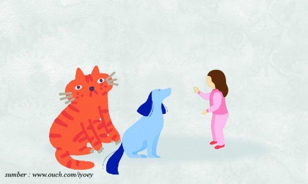 Memelihara Bocah dan Hewan dalam Cerita Anak