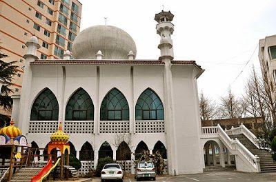 Geliat Islam di kota Busan, Korea Selatan