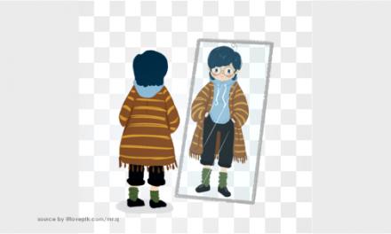 Dunia di Balik Cermin