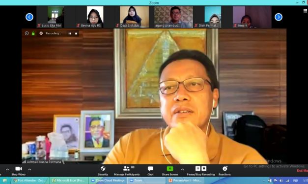 Muamalat Institute Bantu Program Bank Muamalat Indonesia di Tengah Pandemi COVID-19