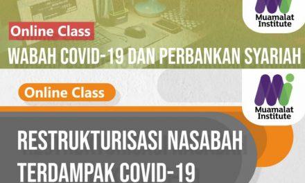 Muamalat Institute meluncurkan 'Distance Learning' di Tengah Wabah COVID-19