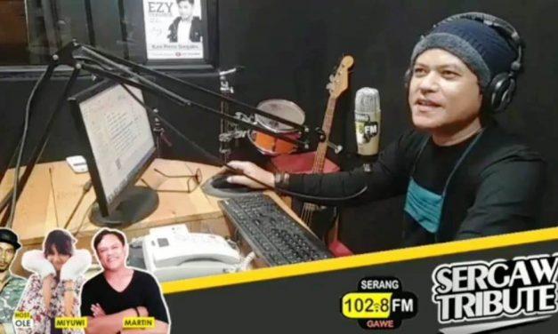 Martin: Radio Merawat Kreativitas Saya