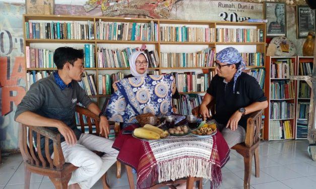 Enam Motif Batik Khas Serang yang Wajib Kamu Ketahui