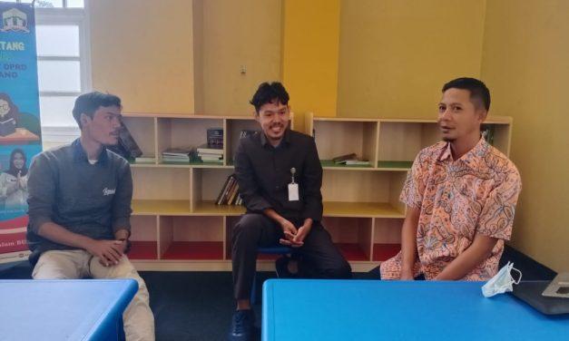 DPK Kota Serang Siap Beli Karya Penulis Lokal