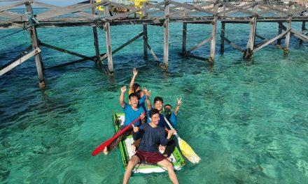 Dari Pelabuhan Paotere Menuju Pulau Badi