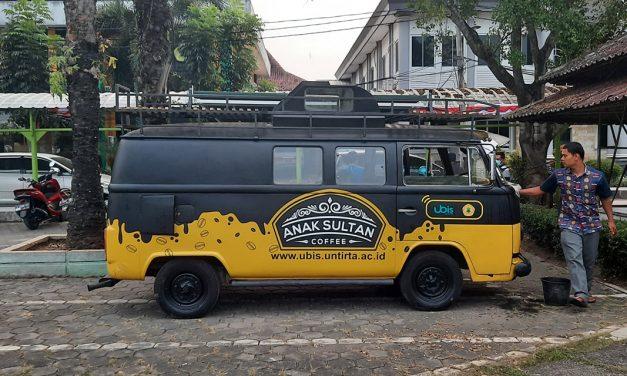 UPBK Untirta Luncurkan Anak Sultan Coffee