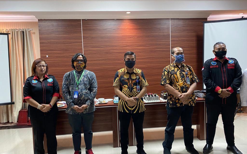 BNNP Banten dan Untirta Press Gelar Pelatihan Menulis sebagai Terapi Jiwa