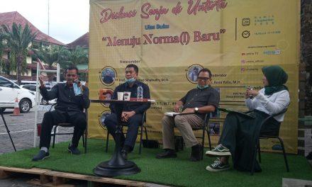 Diskusi Senja di Untirta #2: Penanggulangan Covid-19 Di Perkampungan Harus Lebih Diperhatikan