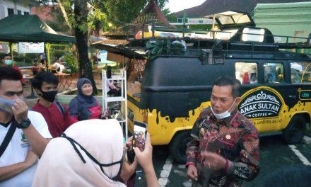 Wali Kota Serang: Kemajuan Literasi di Kota Serang Harus Menyatukan Tiga Hati