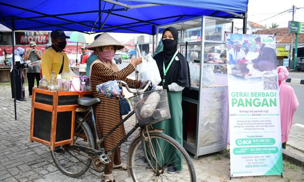 "Laz Harapan Dhuafa Launching Program ""Gerai Berbagi Pangan"""