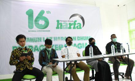 Dua Program Prioritas Laz Harapan Dhuafa di HUT ke-16