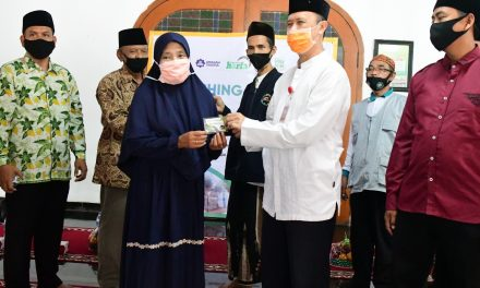 500 Guru Ngaji dan Marbot Masjid se-Banten Mendapat Bantuan