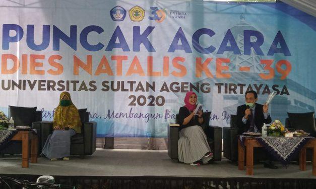 Mahasiswa Difabel Menulis, Vivi Intan Borong Tiga Bonus dari Pejabat Untirta
