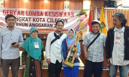 Siswi SD IT Raudhatul Jannah Sabet Juara 1 di Lomba Baca Puisi Tingkat Kota Cilegon