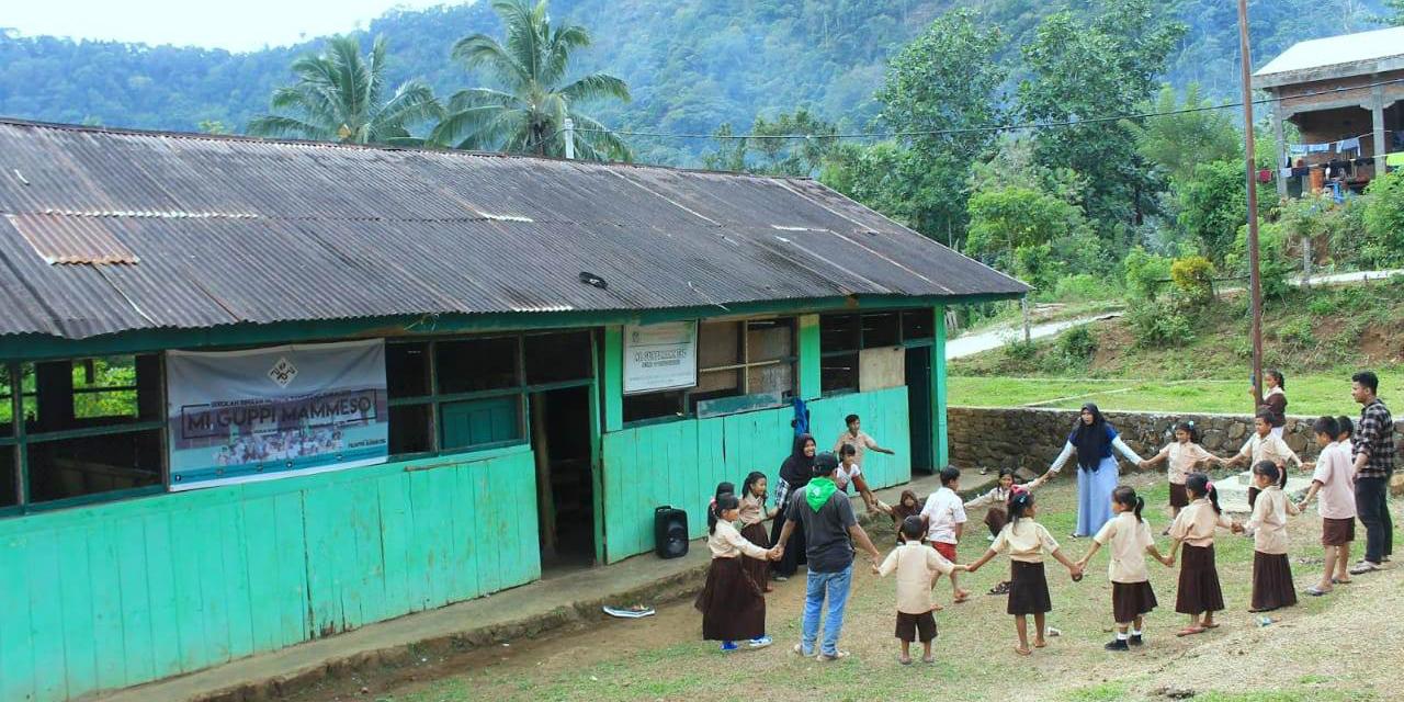 Cerita dari Mammeso Kabupaten Gowa