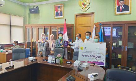 Laznas BMM Bersama Bank Muamalat Salurkan Bantuan Pendidikan