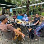 Ikapi dan Untirta Kembali Adakan Rapat Koordinasi Hari Buku Nasional 2021