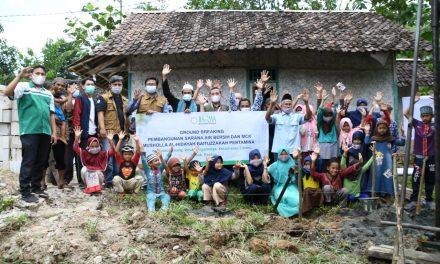 LAZ Harapan Dhuafa dan BAZMA Baituzzakah Pertamina Bersinergi untuk Masyarakat Undur Kaung