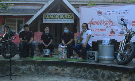Motor Literasi, dari Banten Mengabdi untuk Negeri