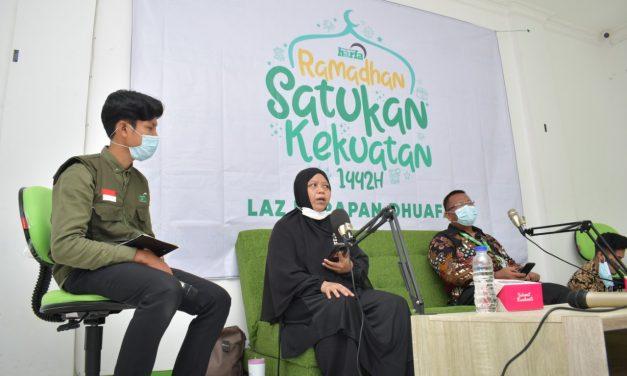 Siapkan Program Ramadhan, LAZ Harfa Ajak Masyarakat Saling Menguatkan