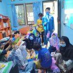 TBM BSB Libels Adakan Pesantren Literasi Anak