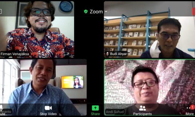 150-an Penerbit Terlibat dalam Festival Harbuknas 2021 di Untirta Banten