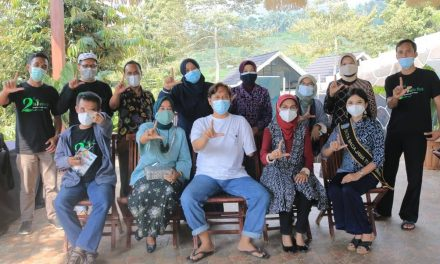 Duta Baca Indonesia Dukung Gerakan Literasi di De Durian Park Wonosalam Jombang