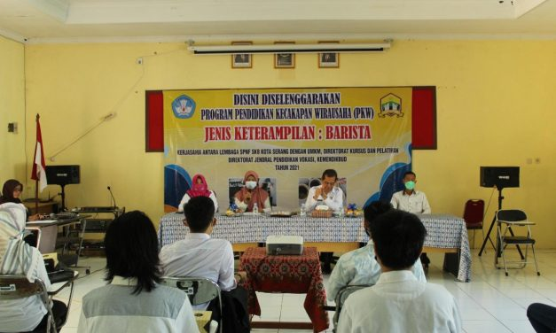 SPNF SKB Kota Serang Siap Cetak Wirausaha Muda