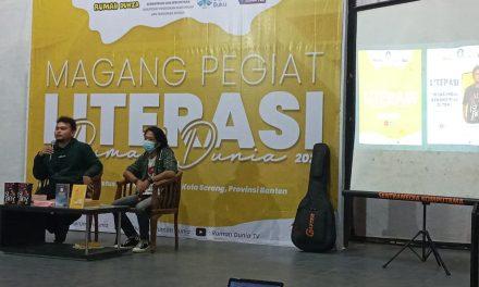 Tujuh Pilar Literasi Jadi Kunci Kemandirian di TBM