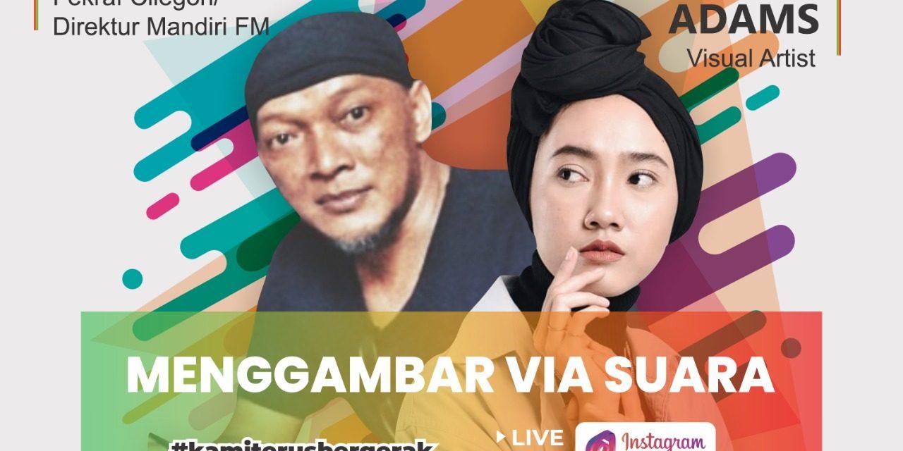 Imelda: Seni Rupa di Banten 'Agak' Mati