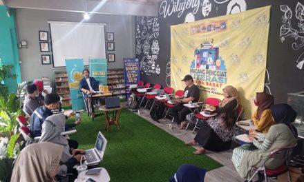 Ngobrol Santai, Buku Terbaru Duta Baca Indonesia di Ujungberung